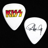 KISS Guitar Pick - Alive 35, Fade Logo, (no tour logo), Paul