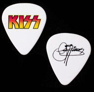 KISS Guitar Pick - Alive 35, Fade Logo, (no tour logo), Gene