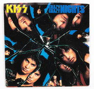 KISS 45 RPM Vinyl - Crazy Crazy Nights, (picture sleeve)