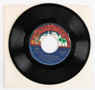 KISS 45 RPM Vinyl - Nothin' To Lose/Love Theme from KISS, (white sleeve)