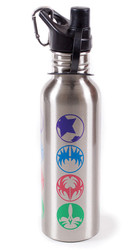 KISS Stainless Steel Water Bottles - Icons
