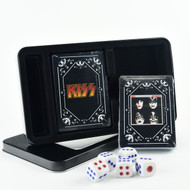 KISS Playing Cards - Dynasty and KISS Logo, set of 2.