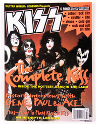 KISS Magazine - The Complete KISS 1994.
