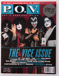 KISS Magazine - POV '97.