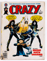 KISS Magazine - Crazy, August 1978, (6/10)