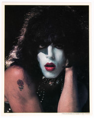 KISS Photo - from KISS Army Fan Club packet, KA08