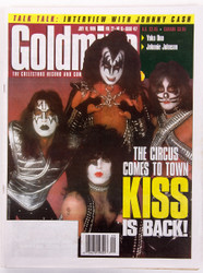 KISS Magazine - Goldmine 1996.