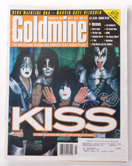 KISS Magazine - Goldmine 1998.