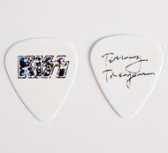 KISS Guitar Pick - Confetti Prism Benefit Show, Tommy.