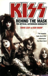 KISS Book - Behind the Mask, (soft cover).