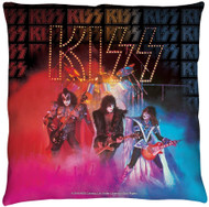 KISS Pillow - Unmasked Live Stage 12""