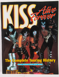 KISS Book - KISS Alive Forever.