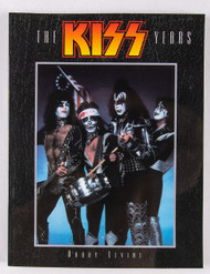KISS Book - The KISS Years, Barry Levine,