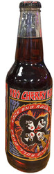KISS Soda - Rock and Roll Over Cherry Kola.