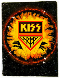 KISS Army Fan Club Kit Folder - Solo Albums 1978, (7/10)