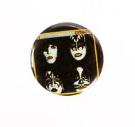 KISS Button - Dynasty album cover.