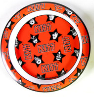 KISS Plate - Red