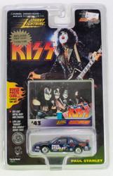 KISS Johnny Lightning Car - Stock Car, Paul Stanley #43