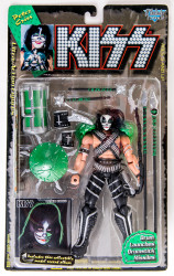 KISS McFarlane Figure - Peter Criss, Record in the Sleeve,