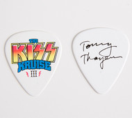 KISS Guitar Pick - KISS Kruise III, Tommy.