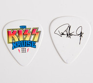 KISS Guitar Pick - KISS Kruise III, Paul.