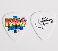 KISS Guitar Pick - KISS Kruise III, Gene.