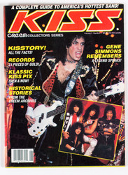 KISS Magazine - KISS Creem Collectors Series 1987