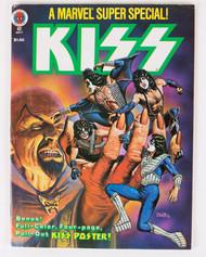 KISS Comic - Marvel Super Special #2, 1978