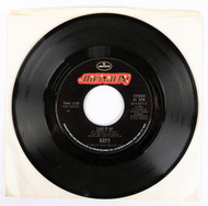 KISS 45 RPM Vinyl - Lick it Up/Dance all Over Your Face, (White Sleeve)