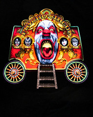KISS T-Shirt - Psycho Circus Wagon 1998, (size 2XL)