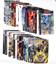 KISS Comic - Psycho Circus complete set 1-31.
