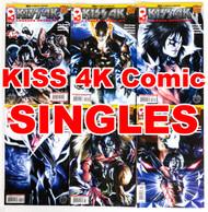 KISS Comics - KISS 4K, SINGLES