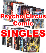 KISS Comics - Psycho Circus, SINGLES