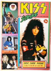 KISS Fanzine - KISS Strike #23, March 1991