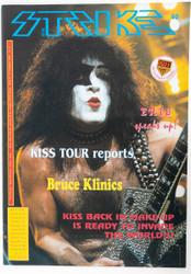 KISS Fanzine - KISS Strike #40, Tour Reports, 1996