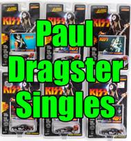 KISS Johnny Lightning Cars - Dragster SINGLES, Paul.