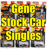 KISS Johnny Lightning Cars - Stock Car SINGLES, Gene