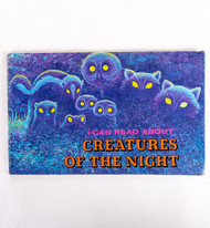 Book - I Can Read About Creatures of the Night (7/10)