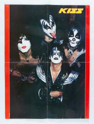 Magazine Poster - M65, (tack holes)