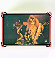 KISS Trading Cards - Donruss 1978 Full Set - Series 2,