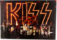 KISS Poster - Unmasked Live, (repro)