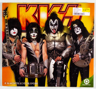 KISS Calendar - 2011, (sealed)
