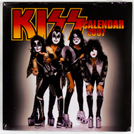 KISS Calendar - 2007, (sealed)