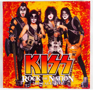 KISS Calendar - 2005, (sealed)