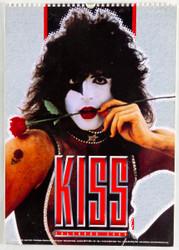 KISS Calendar - 2000, Paul wRose, British, (open)