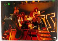 KISS Poster - Lick it Up Live Tank, (6/10, tack holes)