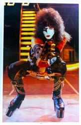 KISS Poster - Alive II Stage 1977, Paul, (A)