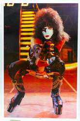 KISS Poster - Alive II Stage 1977, Paul, (B)