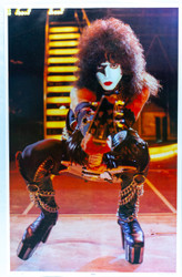 KISS Poster - Alive II Stage 1977, Paul, (C)