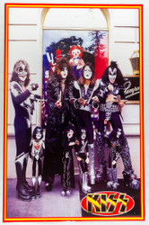 KISS Poster - Marionettes